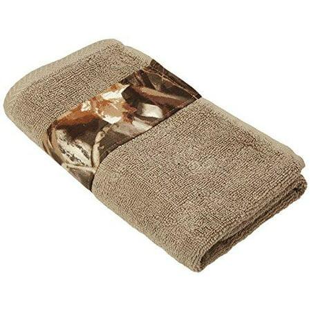 kimlor mills realtree max-4 hand towel