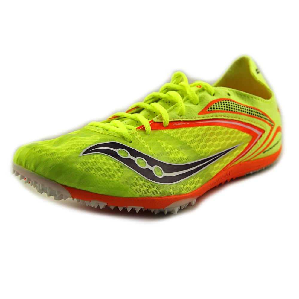 Saucony Endorphin LD3   Round Toe Canvas  Running Shoe