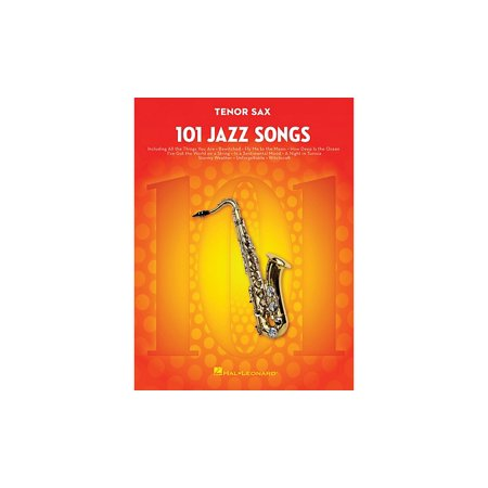 Hal Leonard Discovery Jazz (Hal Leonard 101 Jazz Songs for Tenor Sax Instrumental Folio Series)