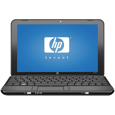 HP Black 110-1046NR Netbook PC with Intel Atom N270 Processor and Windows XP Home Edition, Refurbished Deal