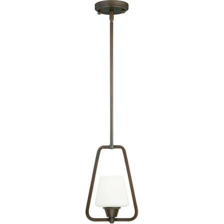 Mini Pendants 1 Light Fixtures With Venetian Bronze Finish Steel Material Medium 8