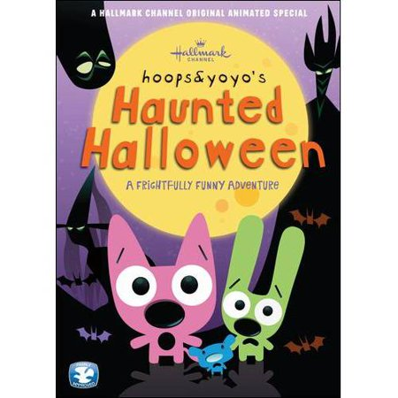Hallmark Halloween Movies (Hoops & Yoyo's Haunted Halloween)