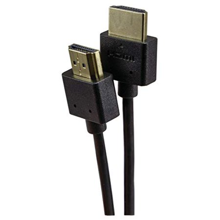 (Vericom XHD01-04254 Gold-Plated High-Speed HDMI Cable with Ethernet, 10')