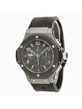 Pre-Owned Hublot Big Bang 301.AN.1 Titanium  Watch (Certified Authentic & Warranty)