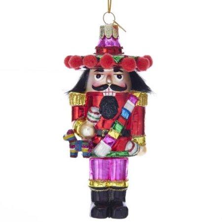 Mexican Nutcracker Ornament - Nutcracker Ballet Ornaments