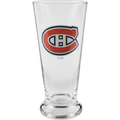 NHL - Montreal Canadiens Logo 16 oz Logo Pilsner Glass