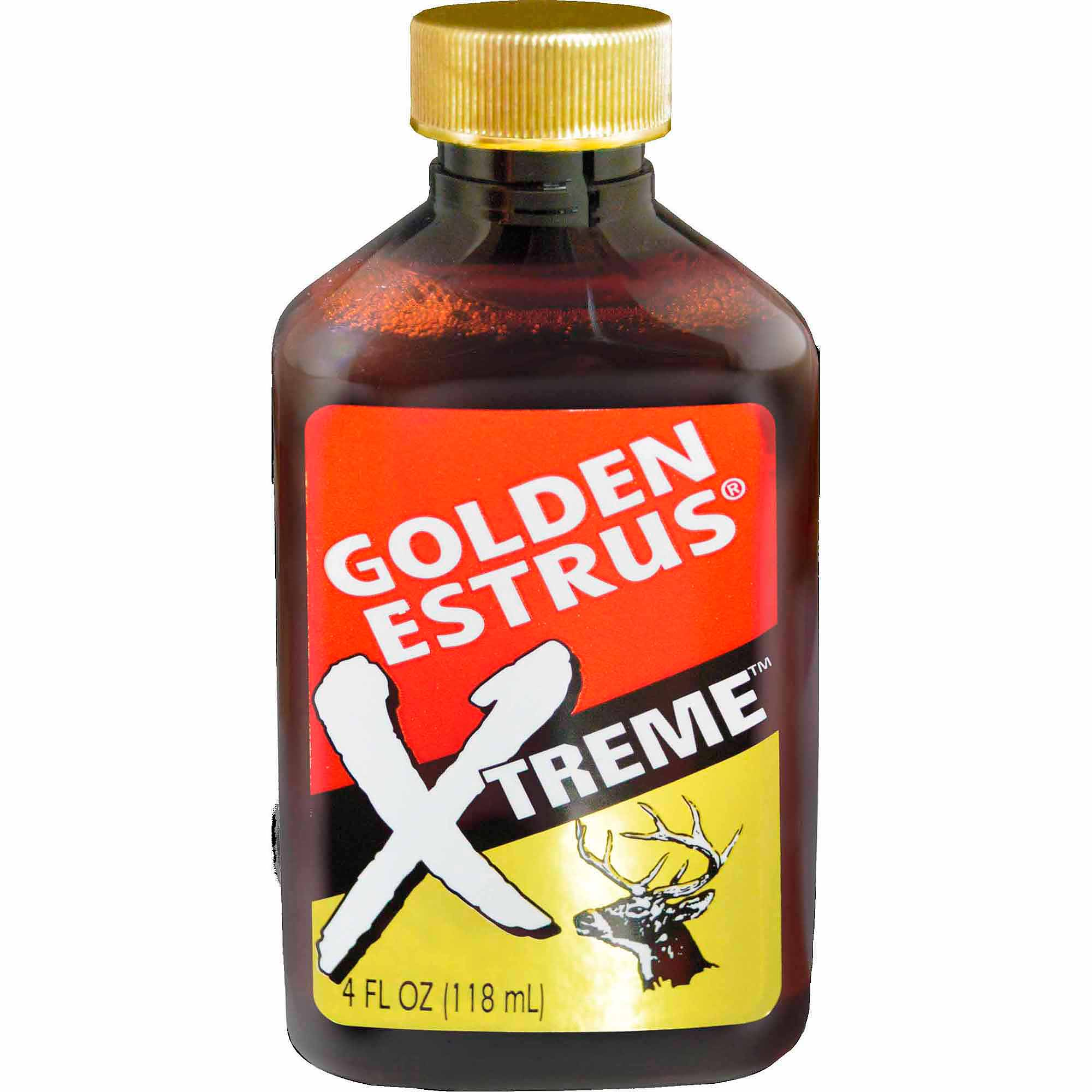 Wildlife Research Center Golden Estrus Xtreme, 4 fl oz
