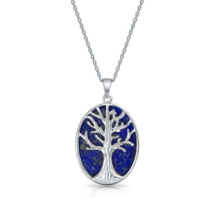 Celtic White Rainbow Mother Of Pearl Shell Oval Family Tree Of Life Pendant Necklace For Women 925 Sterling Silver Purple Shell Pearl Necklace