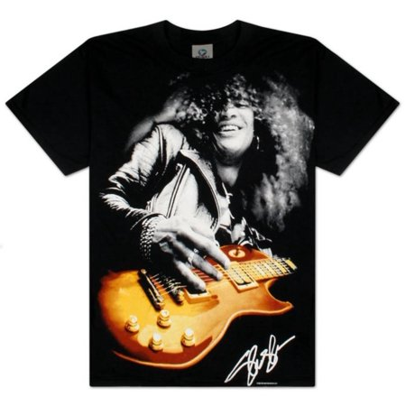 Slash - Guitar Apparel T-Shirt - Black
