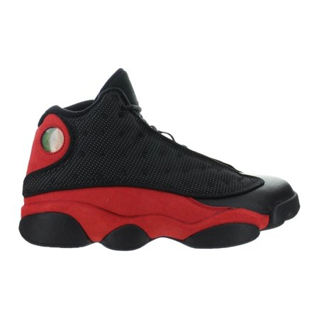 Mens Air Jordan Retro 13 XIII Bred Black True Red White 414571-004