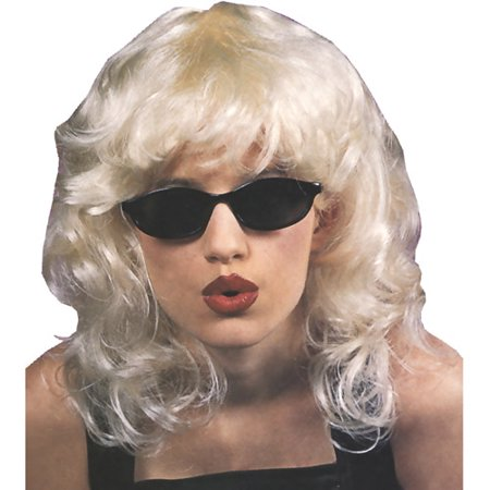 Hollywood Wig Adult Halloween Accessory](Lenti Halloween Online)