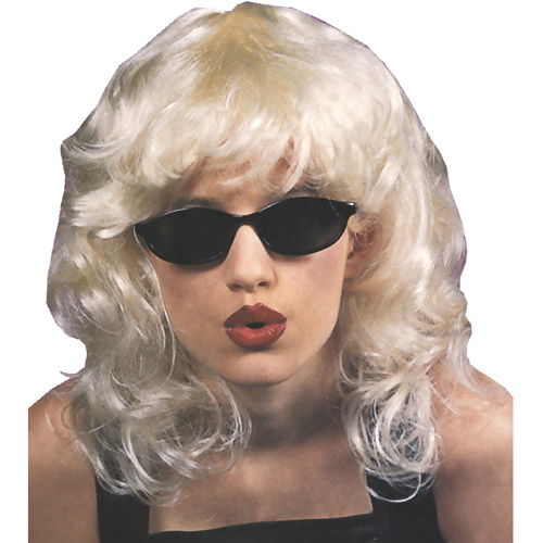 Hollywood Wig Adult Halloween Accessory
