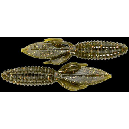 Reaction SMB-033 Smallie Beaver Creature Bait, 3 1/2