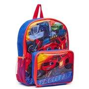 "Blaze ""Vroom"" Backpack with Lunch"
