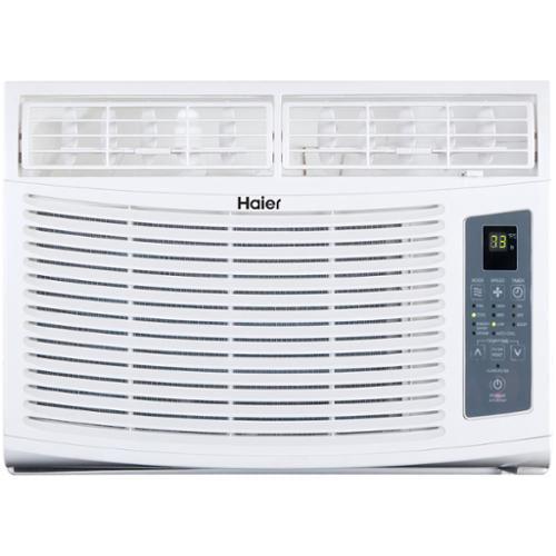 Haier  HWE12XCR 12,000 BTU 115V Window-mounted Air Condit...