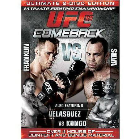 UFC 99: The Comeback - Franklin Vs. Silva (2-Disc) (Ultimate Edition)