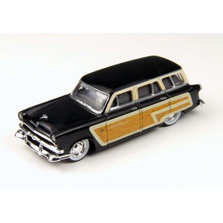 Classic Metal Works 30253 HO 1953 Ford Country Squire Wagon - Mini Metals - Rave