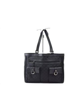 11cde565f3f Product Image Monogram Double Pocket Tote 867318. Gucci