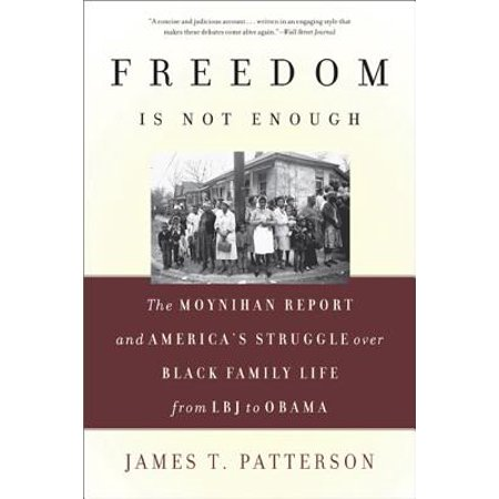 Freedom Is Not Enough : The Moynihan Report and America's Struggle over Black Family Life--from LBJ to