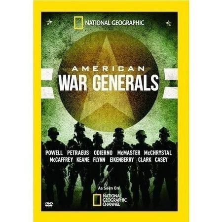 National Geographic  American War Generals