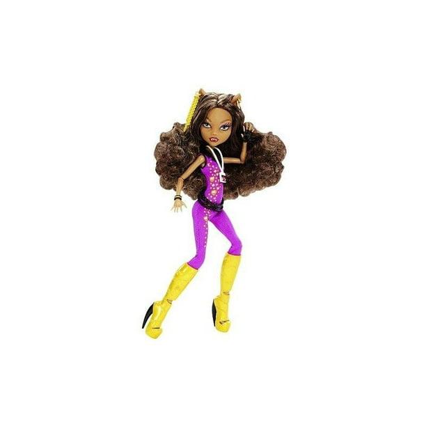 Monster High Music Festival Doll Clawdeen Wolf Walmart Com Walmart Com