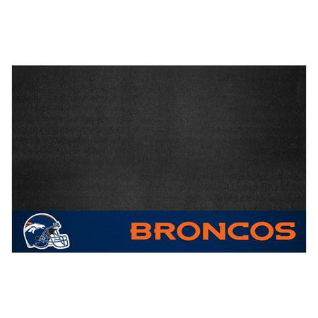 Denver Broncos Grill Mat Denver Broncos Door Mat