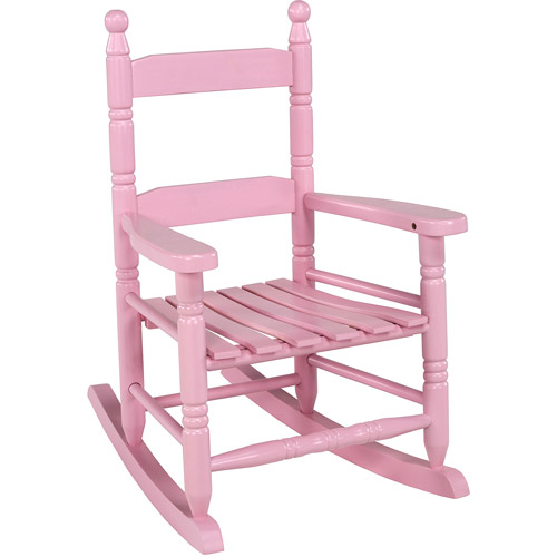 Jack Post Children's Rocker in Pink