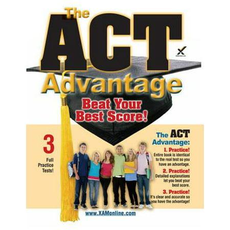 The ACT Advantage: Beat Your Best Score