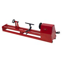 Gymax 4 Speed 40 Inch Wood Turning Lathe Machine