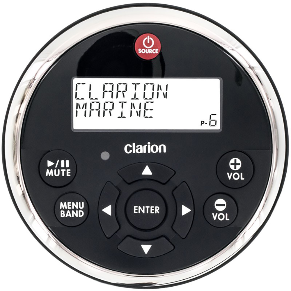 CLARION MW1 WATERTIGHT WIRED REMOTE W/ DISPLAY F/ CMV1 CMD9