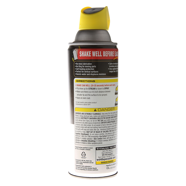 WD-40 30010 Specialist Gel Lubricant, 10 Oz
