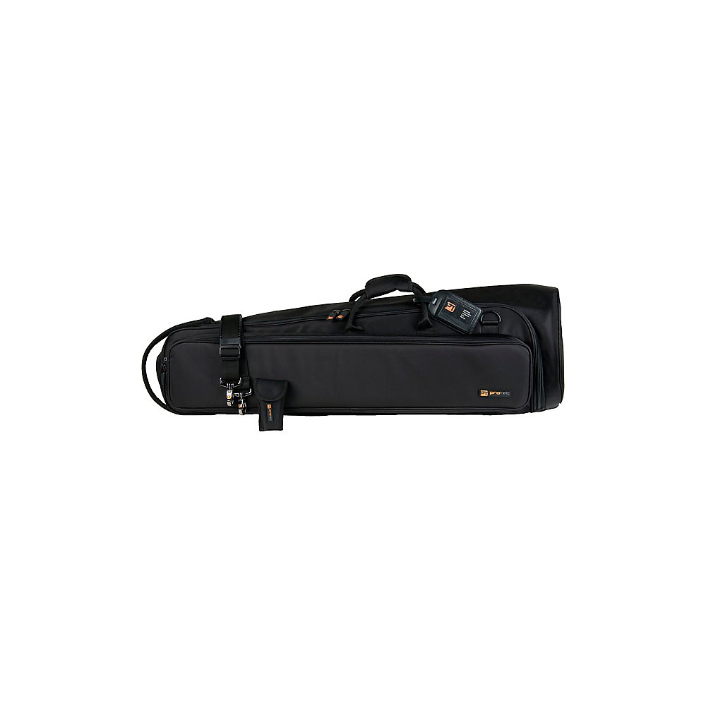 Protec Deluxe Tenor Trombone Gig Bag Black by Protec