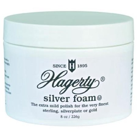 NEW Silver Foam 7 OZ Silver & Gold Cleaner Wash & Rinse ()
