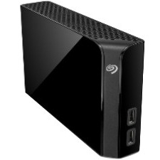 Seagate Backup Plus Hub 8TB External Desktop Hard Drive Storage STEL8000100 by Seagate