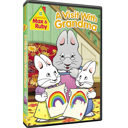 Max & Ruby: A Visit With Grandma (Full Frame)
