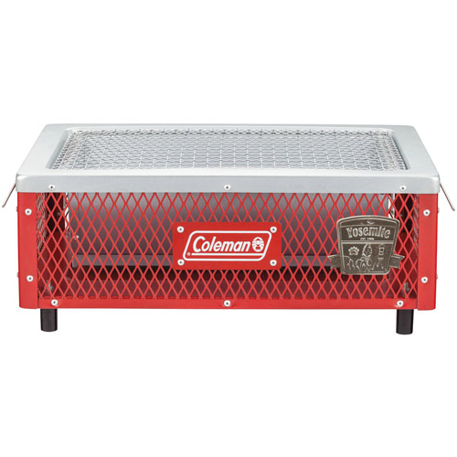 Portable Coleman Yosemite Charcoal Grill National Park Series