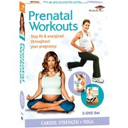 Prenatal Workouts: Prenatal Fitness Fix   Prenatal Yoga (Widescreen) by ACORN MEDIA