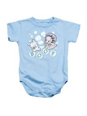 Betty Boop - Baby Bubbles - Infant Snapsuit - 18 Month