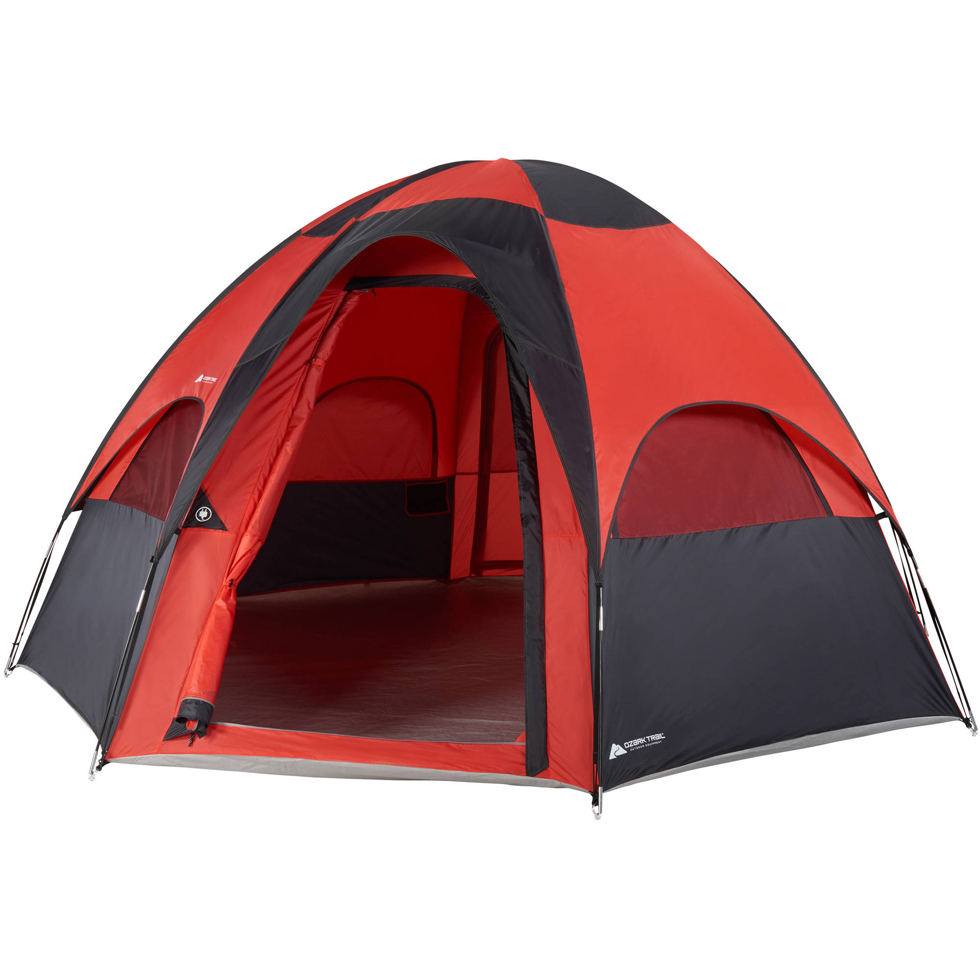 Ozark Trail 8-Person Dome Tent  sc 1 st  Walmart & Ozark Trail 8-Person Dome Tent - Walmart.com