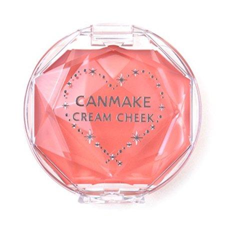 Cream Cheek Rouge - CANMAKE Cream Cheek, 05 Sweet Apricot, 1 Ounce