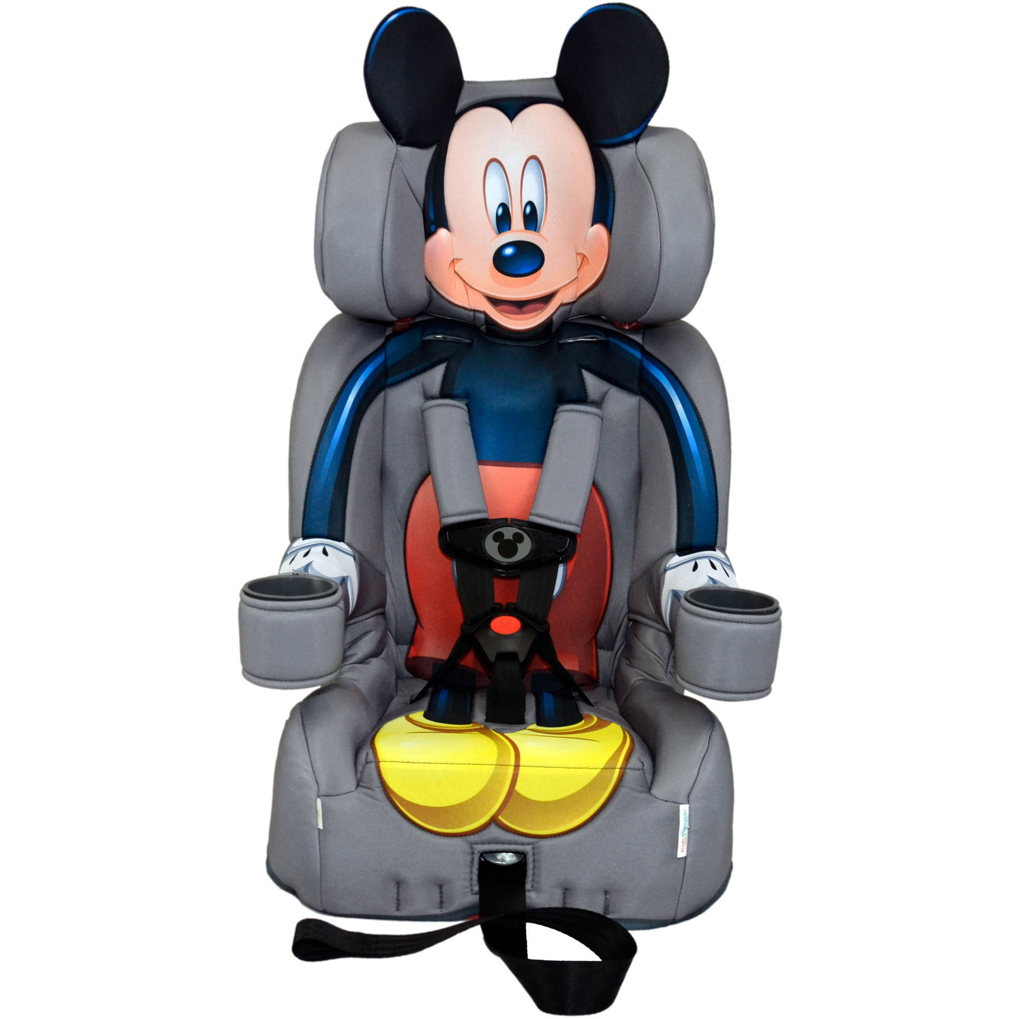 Kidsembrace Friendship Combination Harness Booster Car Seat, Mickey Mouse