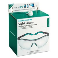 """Sight Savers Lens Cleaning Station, 6 1/2"""" x 4 3/4"""" Tissues"""
