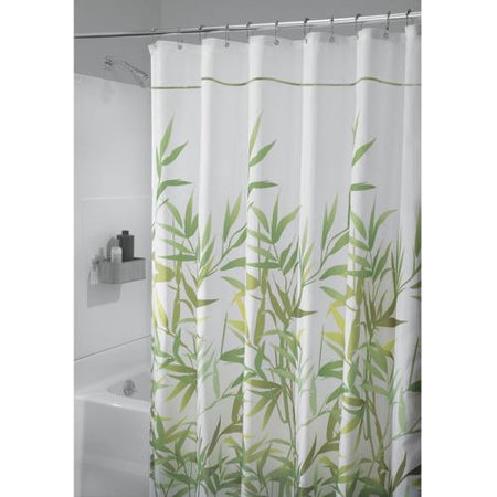 interdesign anzu fabric shower curtain various sizes colors. Black Bedroom Furniture Sets. Home Design Ideas