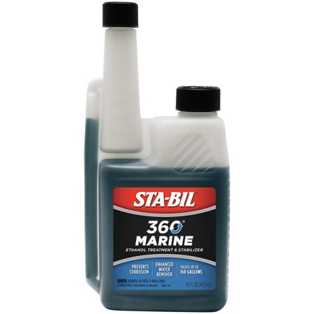 STA-BIL (22293) 360 Marine Ethanol Treatment & Stabilizer, 16