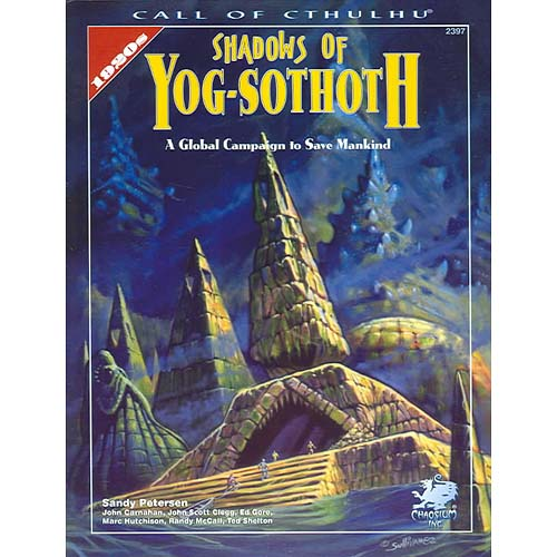 Shadows of Yog-Sothoth: A Global Campaign to Save Mankind
