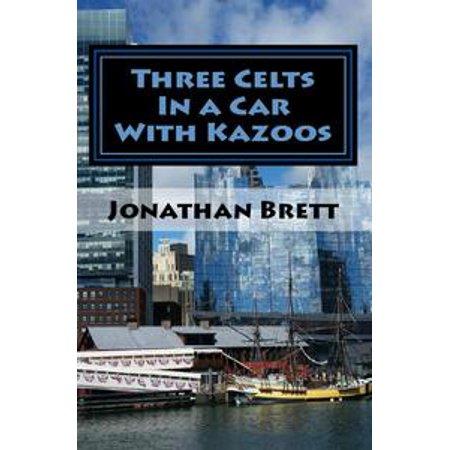 Three Celts in a Car With Kazoos - - Kazoos Bulk