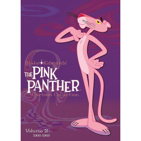 Collection Carbon - The Pink Panther Cartoon Collection: Volume 2 (1966-1968) (DVD)
