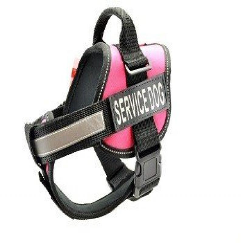 Dogline N0202-7 22-30 inch Unimax Multi Purpose Dog Harness, Pink