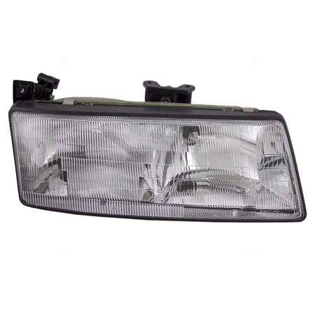 NEW HEADLAMP ASSEMBLY RIGHT FITS 1990-1994 CHEVROLET LUMINA 16517382