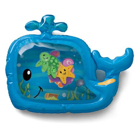 - Infantino Sensory Sensory Pat & Play Water Mat - Whale